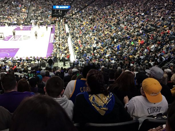 Sacramento Kings Twitter Account Goes in on Warriors Fans