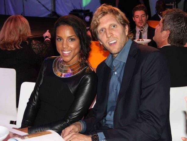 Dirk Nowitzki Opens up about his Interracial Marriage