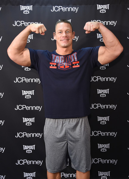 John Cena Is The New Tapout Brand Ambassador