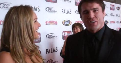 Chael Sonnen: Ronda Rousey Was A Media Creation