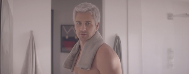 Ryan Lochte's PowerBar Commercial Is Amazing