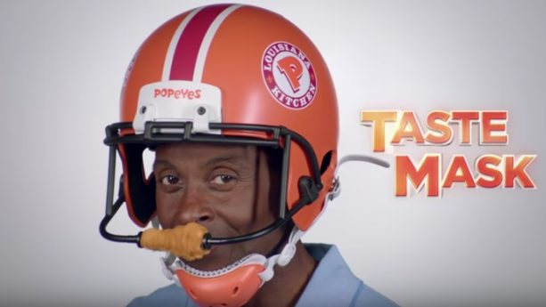 Jerry Rice's Latest Popeye Spots are Racist?