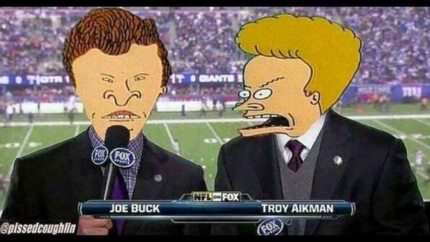 Packers Fan Starts Petition to Ban Joe Buck and Troy Aikman