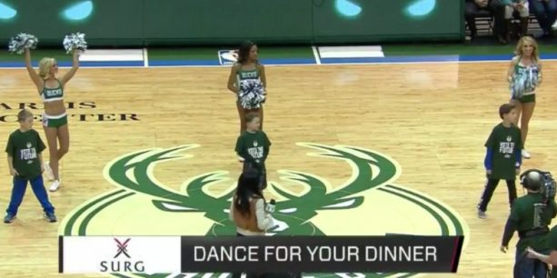 Young Bucks fan Gradually loses Will to Live While Participating in a Dance-off