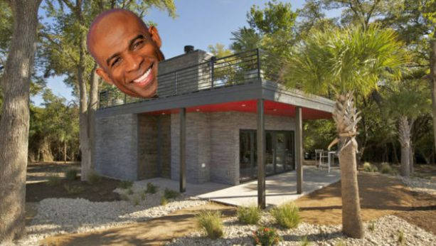 Deion Sanders' Tiny House Must Be Seen