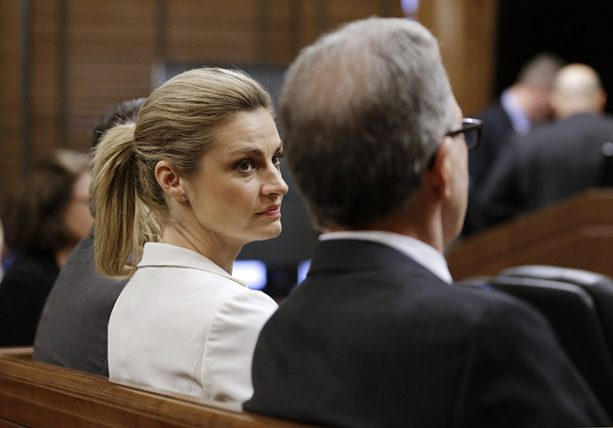 What Erin Andrews Testimony Means for Her $75 Million