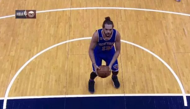 Joakim Noah With Worst Free Throw in the history of basketball