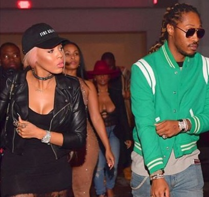 Future Missed Falcons Game for Night With Baby Mama at the Club