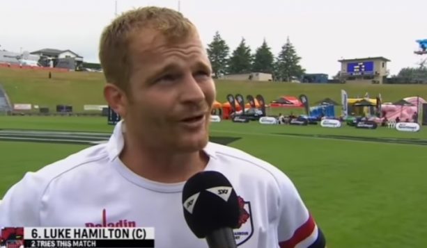 Greatest Post Match Rugby Interview Ever?