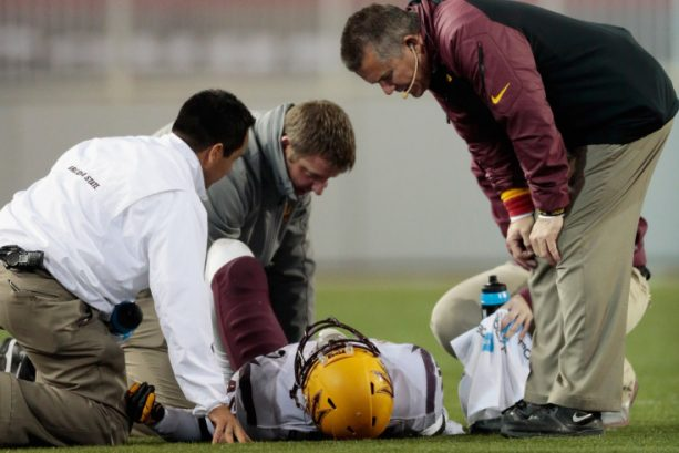 NC Bill Would Allow Parents to Put Concussed Kids Back Into Games