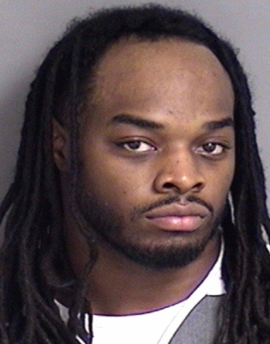 Trent Richardson Was Arrested For Domestic Violence