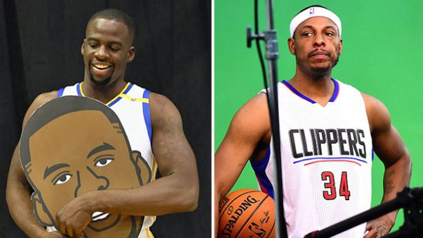 Paul Pierce Fires back at Draymond Green with a Twitter Kick in the Nuts