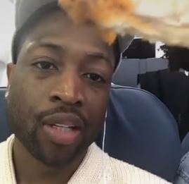 Dwyane Wade's Teammate Ruined His Shot At A Triple Double