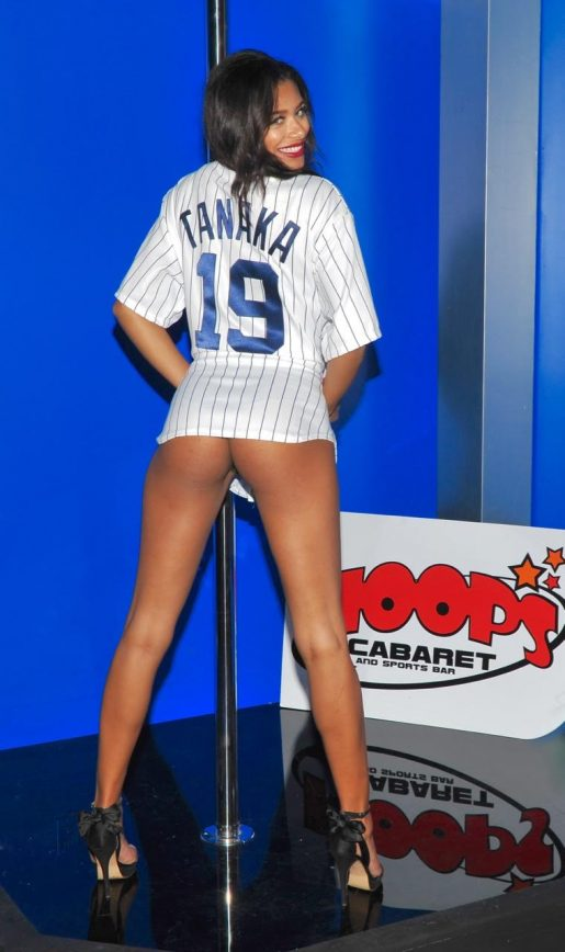NYC Strippers Ready for Baseball