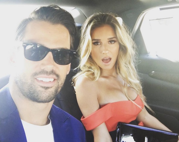 Eric Decker's Wife Sizzling in South Beach