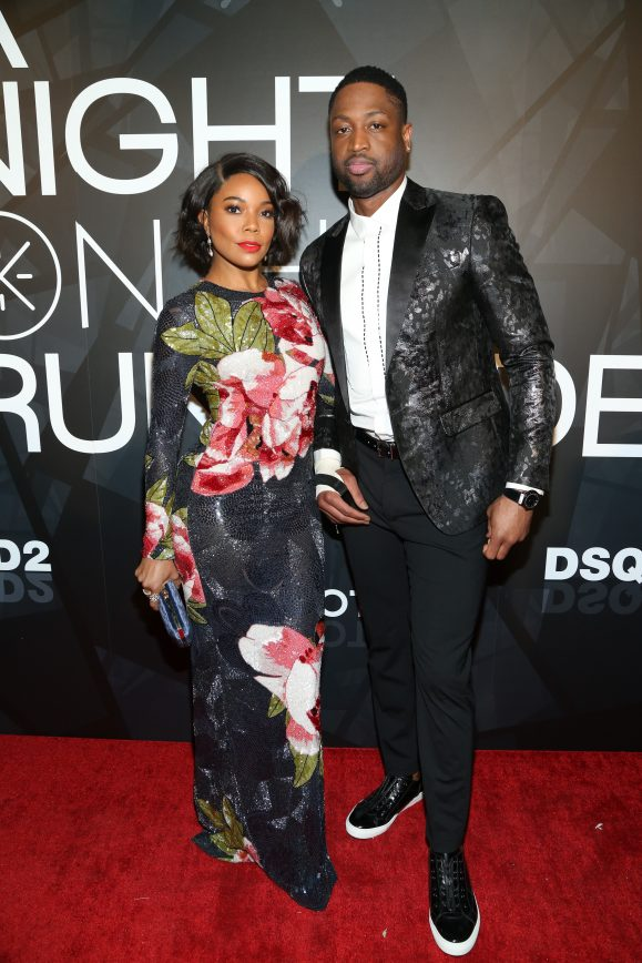 Dwyane Wade Hosts Fifth Annual A Night on the RunWade