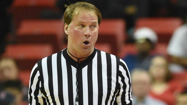 Kentucky Fans Have Issued Death Threats to Referee John Higgins