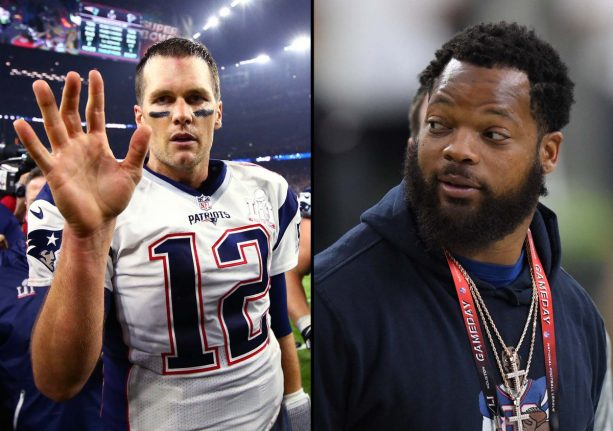 Michael Bennett: 'How Did FBI Find Brady's Jersey, But Not Tupac's, Biggie's Killers?'