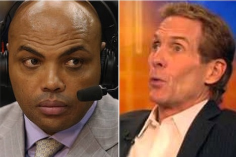 Charles Barkley Wants to Snuff out Skip Bayless