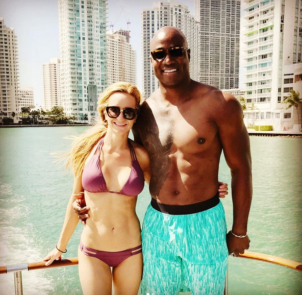 DeMarcus Ware Living in the Sunken Place with new Girlfriend
