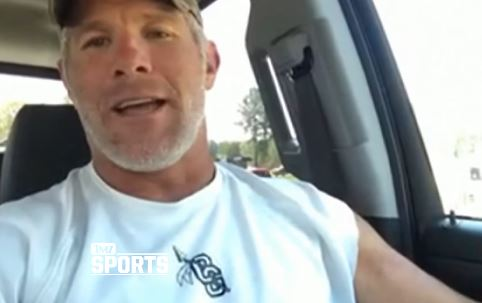 47 Year old Brett Favre Is Willing To Come Out Of Retirement If They Promise Not To Hit Him