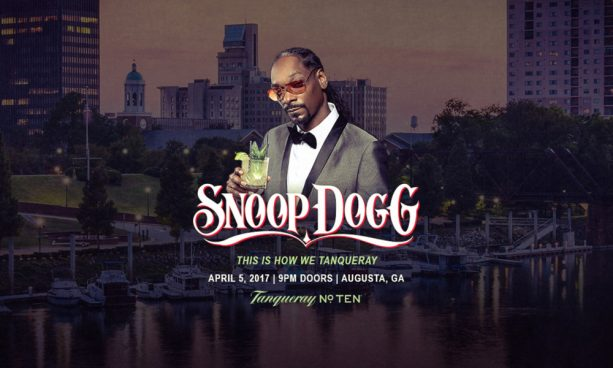 Snoop Dogg is Having a Masters Party Like No Other
