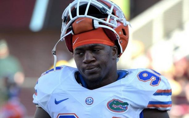 NFL Draft Prospect Bryan Cox Jr. Caught Packing Heat in His Car