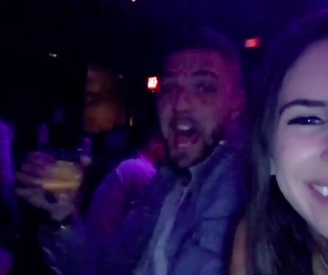 Chandler Parsons Spotted At The Club With Jen Selter Terez Owens