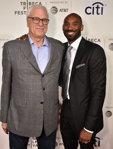 Kobe and Phil Jackson Reunited and it Feels So Good