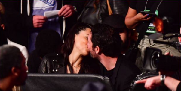 Matt Harvey & Adiana Lima Making Out In Public AGAIN