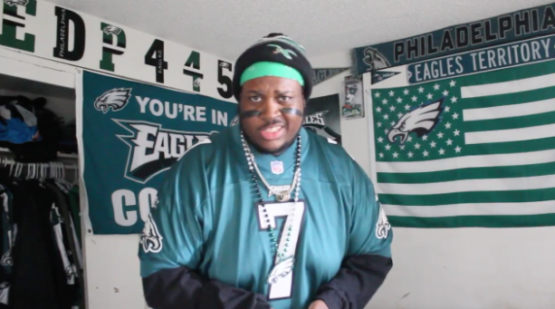 Philadelphia Fan EDP Reacts To The Eagles First Round Pick