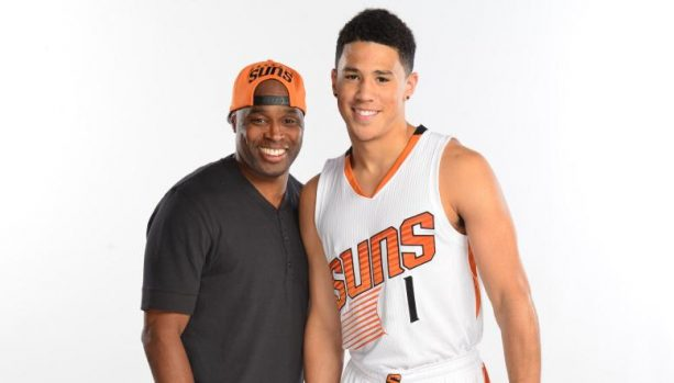 Devin Booker's Father Telling People Why The Suns WON'T Get 1st Overall Pick