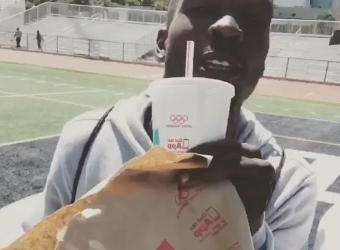 Chad Johnson Ate McDonald's During Workouts with Mohamed Sanu