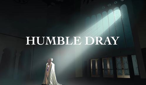 "Kendrick Lamar's ""Humble"" Made Into A Draymond Green Parody"