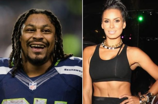 Beastmode Teaming up with Basketball Wife