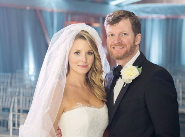 Dale Jr.'s Wife Asks Him to Retire From Racing?