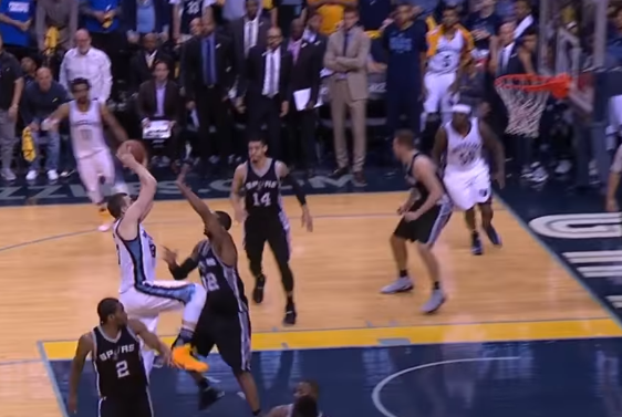 Marc Gasol Evens The Series With Game Winner In Overtime