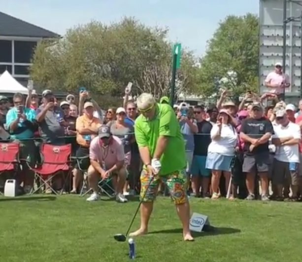 John Daly Keeps on Rockin' in the Free World