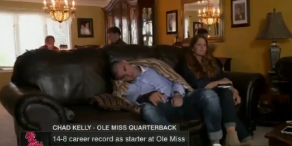 Chad Kelly Is 2017's Mr. Irrelevant