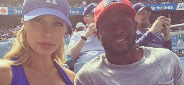 Reggie Bush's Wife Is Pregnant Again