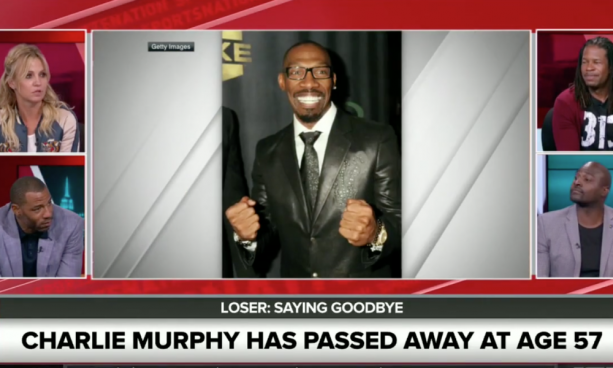 ESPN's Michelle Beadle Mixes up Charlie Murphy with Another Black Comedian