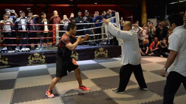 MMA vs Tai Chi: This 'Legendary' Kungfu Duel Ends In 10