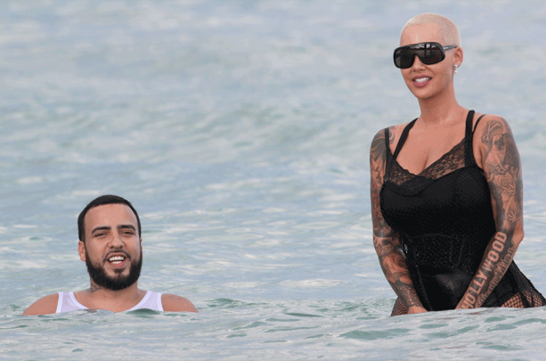Terrence Ross's Ex Amber Rose Has A New Boyfriend