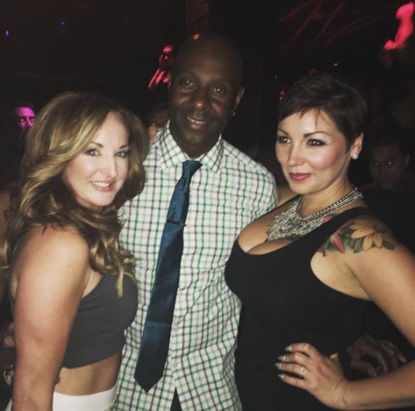 Jerry Rice Still Hitting The Club In Vegas