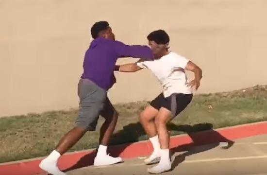 Kid Gets Slapped Then KO'd ⋆ Terez Owens : #1 Sports Gossip Blog in the World