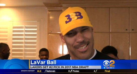 Watch the Ball FAMILY Watch the Draft Lottery