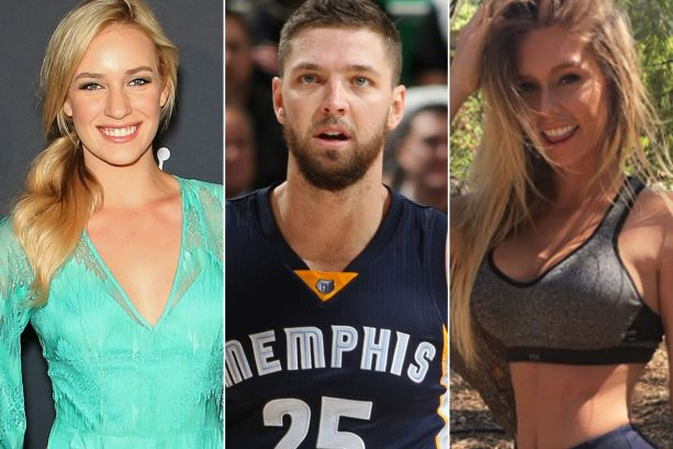 Chandler Parsons Back At it Again with the Beautiful Ladies