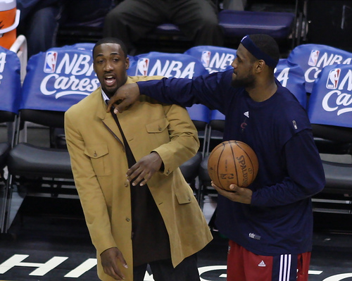 Gilbert Arenas Weighs In On The Superteam Debate