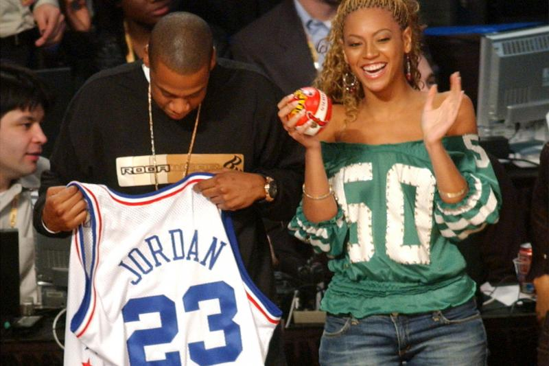 Jay Z Dropping Athlete's Names in Latest Album Drop