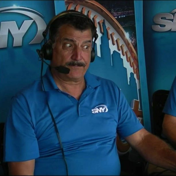 Keith Hernandez Gets Caught by the Hot Mic